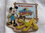 Disney Trading Pins 84506: DCL - Welcome to Castaway Cay
