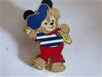 Disney Trading Pins Duffy, the Disney Bear  - France