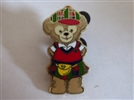 Disney Trading Pins Duffy, the Disney Bear  - United Kingdom