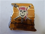 Disney Trading Pin  84556 Pirates of the Carribean - On Stanger Tides IMAX 3D