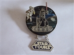 Disney Trading Pin Star Tours® - The Adventures Continue - Darth Vader with Skytrooper