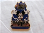 Disney Trading Pin 846: Disney MGM Studios - Tower of Terror with Mickey