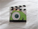 Disney Trading Pins 84848 WDW - Disney Hollywood Studios™ - Mystery Collection - Film Clapboards - Mike Wazowski Only