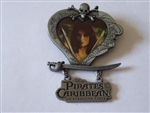Disney Trading Pin 84928 DLP - Pirates of the Caribbean: On Stranger Tides - Angelica