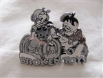 Disney Trading Pin 8502 100 Years of Dreams #91 - Broken Toys
