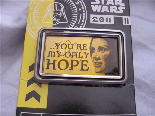 Disney Trading Pin 85297 Dlr Sci Fi Academy Alumni Star Wars