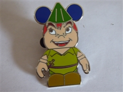 Disney Trading Pin Vinylmation Collectors Set -  Animation - Peter Pan