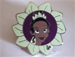 Disney Trading Pin WDW Hidden Mickey 2011 Tiana Flower