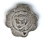 Disney Trading Pin 2011 Hidden Mickey Series - Princess Flowers Collection - Cinderella (CHASER)