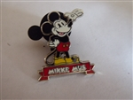 Disney Trading Pins 85624: DLR - 2011 Hidden Mickey Series - Mickey Mouse Around the World - Mikke Mus (Norwegian)