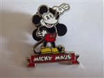 Disney Trading Pins 85625: DLR - 2011 Hidden Mickey Series - Mickey Mouse Around the World - Micky Maus (German)