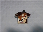 DLR - 2011 Hidden Mickey Series - T-Shirt Collection - Chip 'n Dale