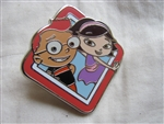 Disney Trading Pin 85851: Disney Junior - Booster Collection - Little Einsteins Only