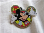 Disney Trading Pins 85852: Disney Junior - Booster Collection - Mickey Mouse Clubhouse