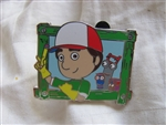 Disney Trading Pin 85853: Disney Junior - Booster Collection - Handy Manny