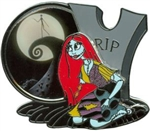 Disney Trading Pins The Nightmare Before Christmas - Sally with Spiral Hill