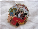 Disney Trading Pins 85864: DLR - Mr. Toad's Wild Ride