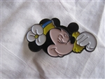 Disney Trading Pin 8598: Minnie - Powdering Her Nose