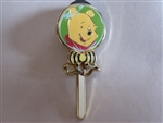 Disney Trading Pin 86237 DSF - Lollipop Series - Winnie the Pooh