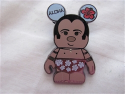 Disney Trading Pin 86334 Vinylmation Mystery Pin Collection - Park #7 - Spirit of Aloha Fire Dancer Only