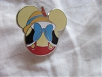 Disney Trading Pin 86546: Mickey Mouse Icon Mystery Pouch - Pinocchio