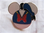 Disney Trading Pins 86547: Mickey Mouse Icon Mystery Pouch - Donald Duck