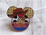 Disney Trading Pins 86551: Mickey Mouse Icon Mystery Pouch - Woody