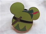Disney Trading Pins  86555: Mickey Mouse Icon Mystery Pouch - Peter Pan