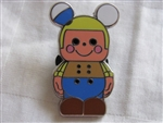 Disney Trading Pin 87310: Vinylmation Jr #4 Mystery Pin Pack - 'it's a small world' - Dutch Boy Only