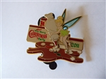 Disney Trading Pins  87345 WDW - Mickey's Very Merry Christmas Party 2011 - Tinker Bell Gingerbread
