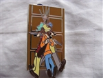 Disney Trading Pins 87574: DLR - Mr. Toad's Wild Ride - Reveal/Conceal Mystery Collection - Weasels Sleeping Only