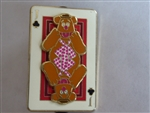 Disney Trading Pins 87690 DSF - Muppet Playing Cards - Fozzie Bear