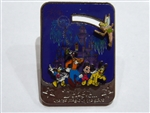 Disney Trading Pin 8785 DLR - Believe There's Magic in the Stars Slider