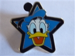 2012 Stars - Mini-Pin Collection - Donald Duck
