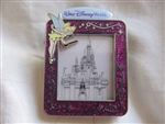Disney Trading Pin 87984: WDW - It's Magic with Tinker Bell and Cinderella's Castle