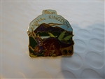 Disney Trading Pin  88 Disney's Animal Kingdom (Brown Dinosaur)