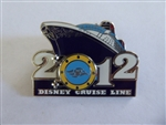 Disney Trading Pins 88077 Disney Cruise Line Chip and Dale 2012