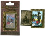 Disney Trading Pin 88111: WDW - Attraction Posters - Walt Disney World® Railroad