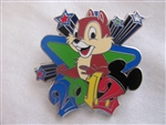 Disney Trading Pin 88132: Mystery Collection - Dated 2012 - Chip Only