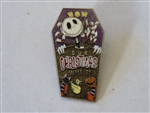 Disney Trading Pin  88154 DLR - Jack Skellington - How Jolly Our Christmas Will Be
