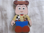 Vinylmation Mystery Jumbo Pin Collection - Toy Story - Woody