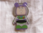 Disney Trading Pin 88186: Vinylmation Mystery Jumbo Pin Collection - Toy Story - Buzz Lightyear