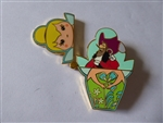 Disney Trading Pin 88202 DLP - Christmas Pin-Doll Party - Tinker Bell