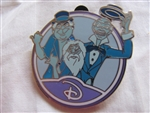 Disney Trading Pins 88453: WDW - Mystery Collection - Circle Icon 'D' - Hitchhiking Ghosts
