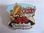 Disney Trading Pin Cars Land - Lightning McQueen