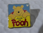 Disney Trading Pins 88603 WDW - 2012 Hidden Mickey Series - Winnie the Pooh and Friends Collection - Winnie the Pooh