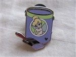 Disney Trading Pins 88660: WDW - 2012 Hidden Mickey Series - Paint Can Collection - Tinker Bell