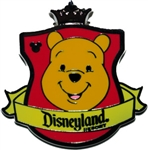 Disney Trading Pins Crest Collection - Winnie the Pooh