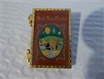 Disney Trading Pin 89165: WDW - Attraction Posters - Mad Tea Party