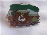 Disney Trading Pin 89216: WDW - Splash Mountain - Reveal/Conceal Mystery Collection - Bird and Bullfrog ONLY